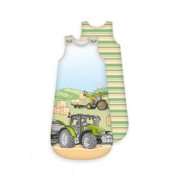 Ganzjahres Schlafsack Traktor