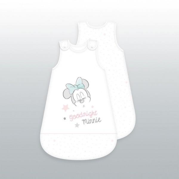 Ganzjahres Baby-Schlafsack Minnie Mouse Good Night