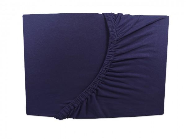 Jersey Spannbettlaken 140x200 - 160x200 cm