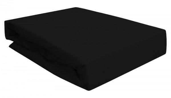 Boxspringbett Spannbettlaken Elasthan-Jersey Stretch 140x200 - 160x220 cm