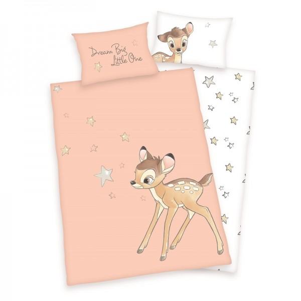 Bettwäsche Disney's Bambi 40x60 100x135 cm Renforcé