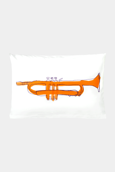 Kissenbezug Tiny Trumpet 40x60 cm