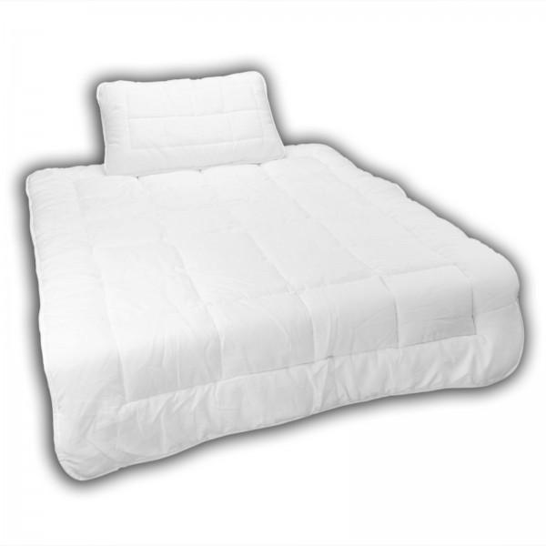 Bettdecken Set für Kinder / Baby Bett 100x135 cm + Kissen 40x60 cm