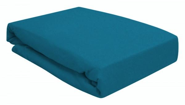 Wasserbett Spannbettlaken Elasthan-Jersey Stretch 180x200 - 200x220 cm