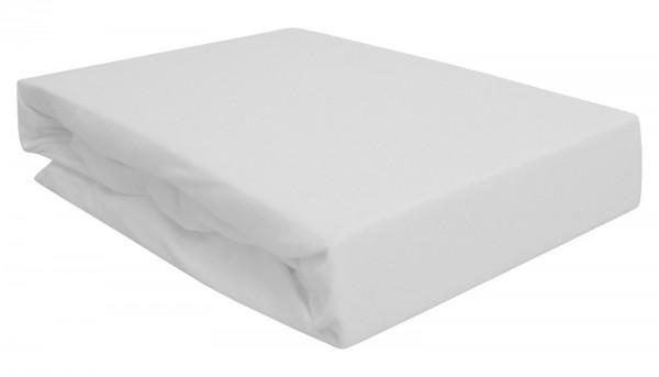 Boxspringbett Spannbettlaken Elasthan-Jersey Stretch 180x200 - 200x220 cm
